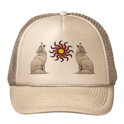HOWLING COYOTE TRUCKER HAT