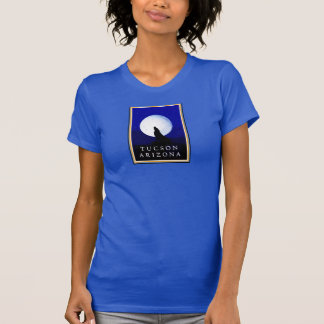 Howling Coyote Tucson Arizona T-Shirt