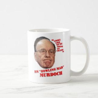 Howling Mad Murdoch Coffee Mug