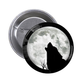 Howling Moon Button