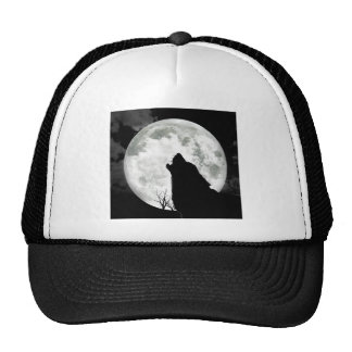 Howling Moon Hats