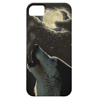 Howling Wolf Barely There Case