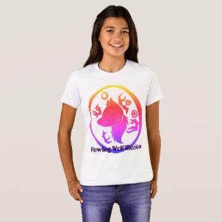 Howling Wolf Illusion T-Shirt