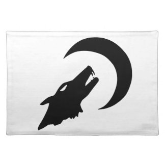 Howling Wolf Placemat