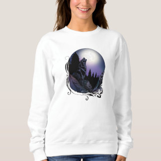 Howling Wolf (Signature Design) Sweatshirt