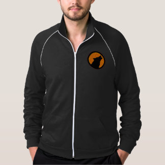 HOWLING WOLF TRACK JACKET