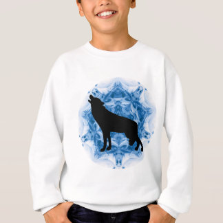 Howling Wolf Wolves Sweatshirt