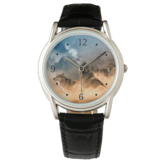 Howling Wolfes Watch