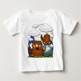Howling Wolves Babies T-Shirt