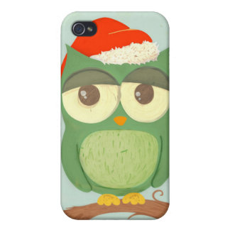HOwly Christmas! Iphone Case iPhone 4 Cases