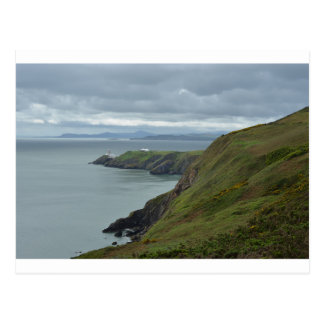 Howth Head Postcard