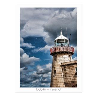 Howth Lighthouse Postcard