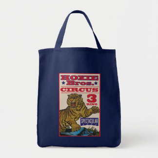 Hoxie Bros. Circus Tote Bag