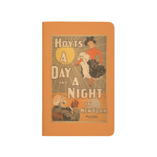 Hoyt's A day and a night in New York City Play Journals