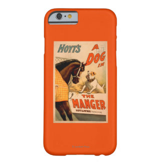 Hoyt's A dog in the Manger Theatre Poster Barely There iPhone 6 Case