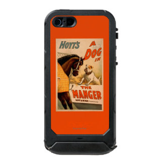 Hoyt's A dog in the Manger Theatre Poster Incipio ATLAS ID™ iPhone 5 Case