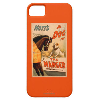 Hoyt's A dog in the Manger Theatre Poster iPhone 5 Covers