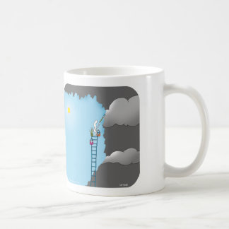 "HP1548, ""Harold's Planet"", ""things will get better Coffee Mug"