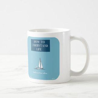 "HP5141, ""Harold's Planet"", life, understand, more, Basic White Mug"