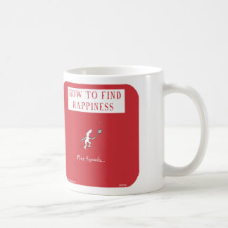 HP5156, happiness, play, squash Coffee Mug