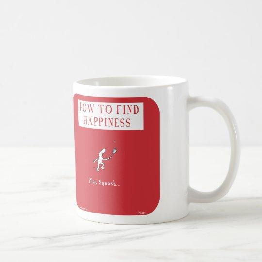 HP5156, happiness, play, squash Coffee Mug