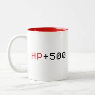 HP 500 8 bit game mug