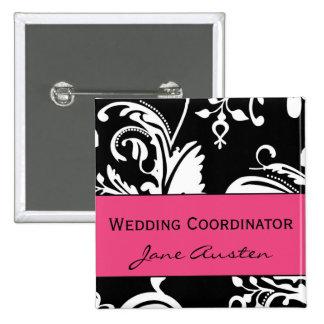 HP&B Wedding Coordinator Square Button