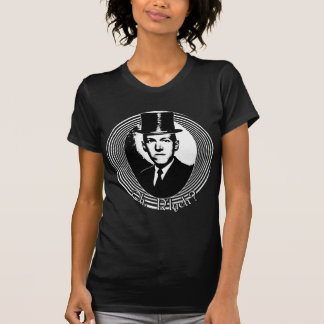 HP in a Top Hat Tee Shirt