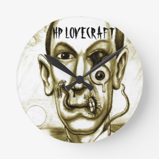 HP LOVECRAFT DREAM WALL CLOCK