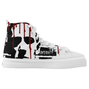 HP LOVECRAFT HIGH TOPS