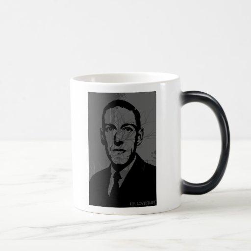 HP Lovecraft Portrait Mug
