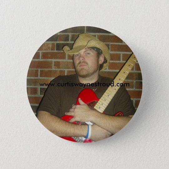 HPIM0741, www.curtiswaynestroud.com 6 Cm Round Badge