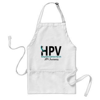 HPV Awareness 3 Apron