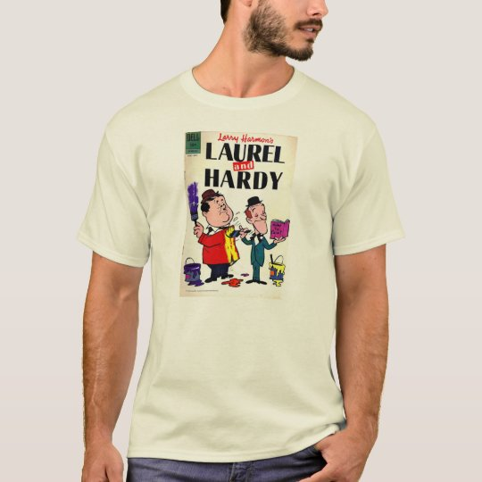 HQ Laurel and Hardy T-Shirt
