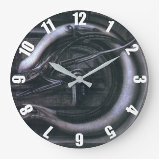 HR Giger: Alien Monster Large Clock