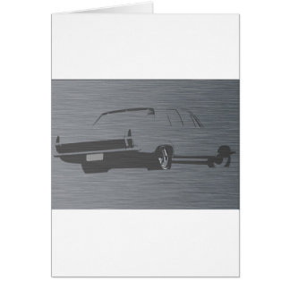HR Holden Stainless Steel Greeting Card