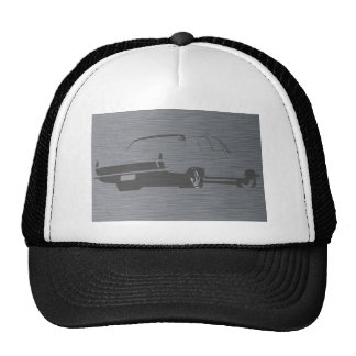 HR Holden Stainless Steel Hats