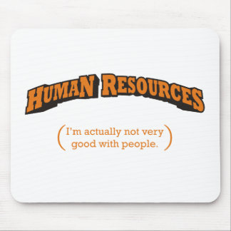 HR / People Mouse Pad