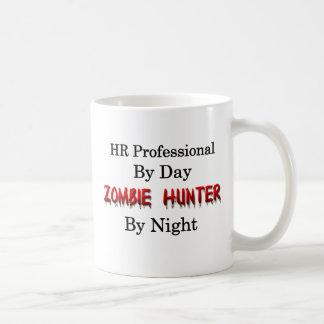 HR Professional/Zombie Hunter Basic White Mug