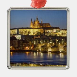 Hradcany Castle Christmas Ornament