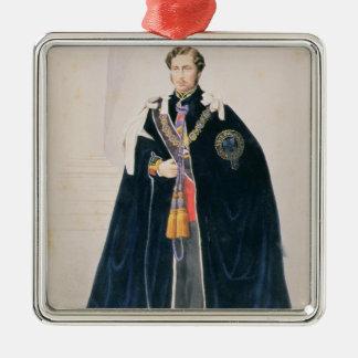 HRH Albert Edward, Prince of Wales Christmas Ornament