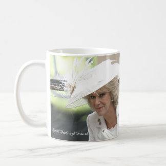 HRH Duchess of Cornwall Coffee Mug
