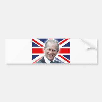 HRH Duke of Edinburgh - Great! Bumper Stickers