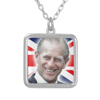 HRH Duke of Edinburgh - Great! Personalised Necklace