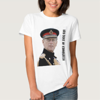 HRH Duke of Edinburgh Tshirt
