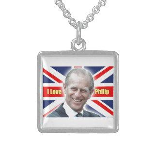 HRH Duke of Einburgh - I love Philip Custom Jewelry