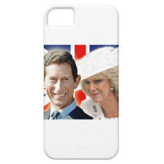 HRH Prince Charles & HRH Duchess of Cornwall Case For The iPhone 5