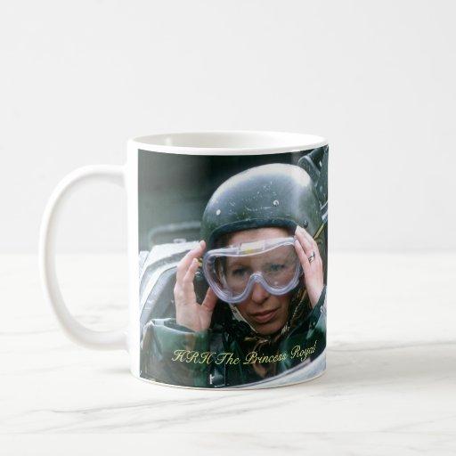 HRH Princess Anne Warminster Mugs