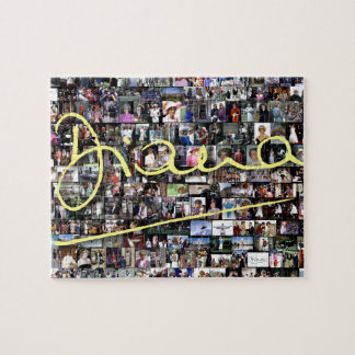 HRH Princess Diana - All the photos! Jigsaw Puzzle
