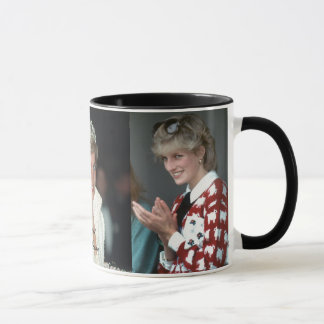 HRH Princess Diana Collection Mug